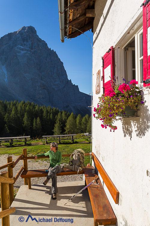citta_di_fiume_rifugio, Dolomites