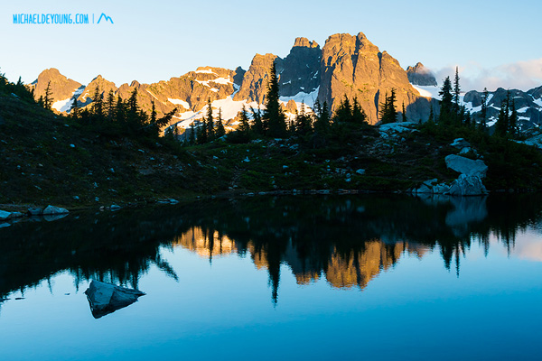 F-stop's SOBO Thru Hiking The PCT – Stevens Pass to Snoqualmie Pass