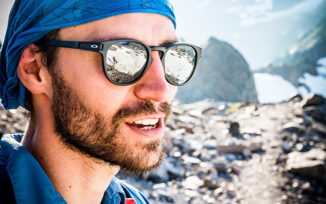 Pacific Crest Trail Personal Portrait Project