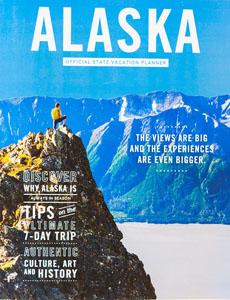 2018 State of Alaska Vacation Planner