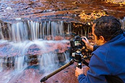 Guided photo excursions in Taos, New Mexico, Anchorage, Alaska, and Southern Utah