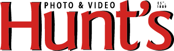 Hunt's Photo and Video logo