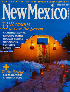 New Mexico Magazine Cover