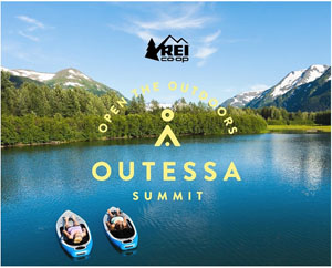 REI Outessa 2016 Summit Event Ad