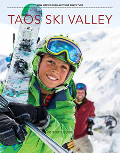 Taos Ski Valley 2015 Visitor Guide Cover